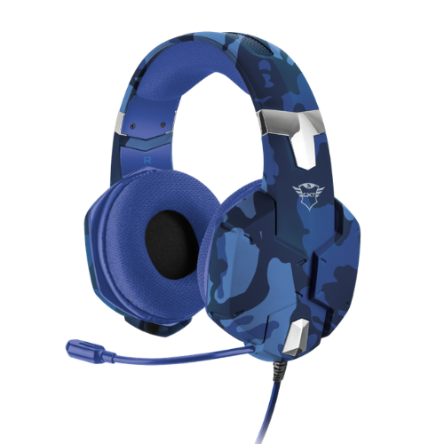Auriculares Gamer Trust GXT 322B Carus
