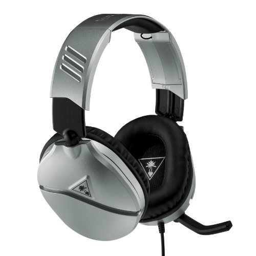 Auriculares Gamer Turtle Beach Recon 70 Silver
