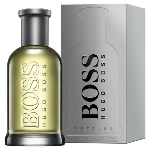 [INN04248] Colonia Boss Bottled Hugo Boss 100 ML