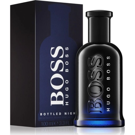 [INN04252] Colonia Boss Bottled Night Hugo Boss 100 ML