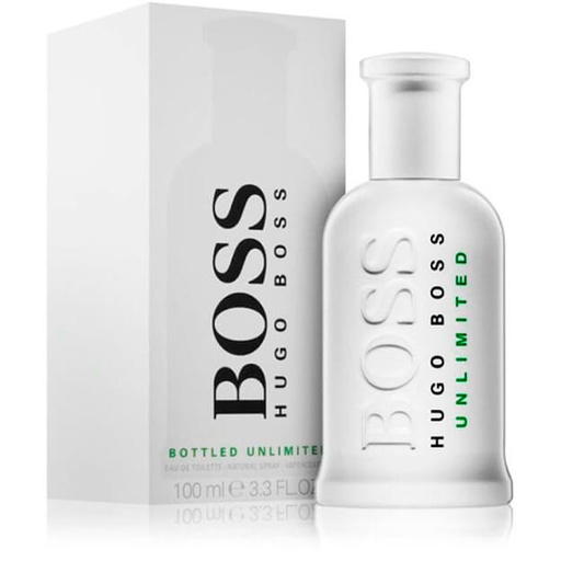 [INN04263] Colonia Boss Bottled Unlimited Hugo Boss 100 ML