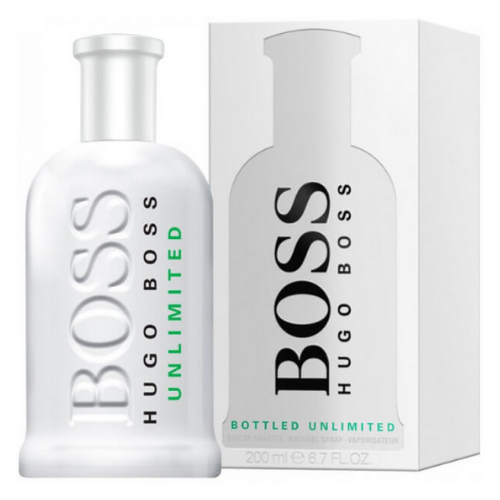 [INN04264] Colonia Boss Bottled Unlimited Hugo Boss 200 ML