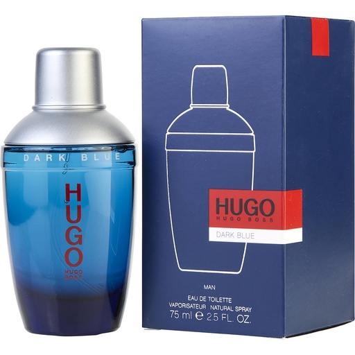 [INN04273] Colonia Dark Blue Hugo Boss 75 ML