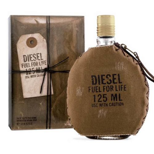 [INN04557] Colonia Diesel Fuel For Life 125 ML Hombre