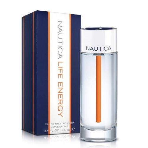 [INN04725] Colonia Nautica Life Energy 100 ML Hombre