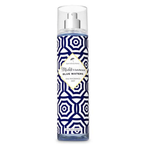 [INN05369] Body Splash Bath & Body Works Mediterranean Blue Waters