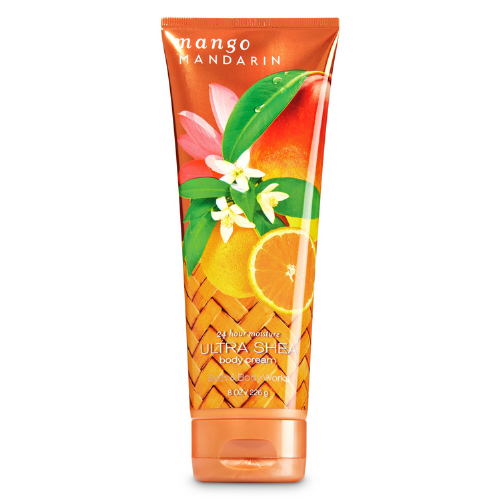 [INN05380] Crema Corporal Bath & Body Works Mango Mandarin