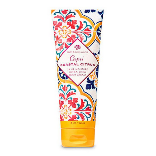 [INN05397] Crema Corporal Bath & Body Works Capri Coastal Citrus