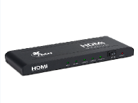 [INT1064] Xtech - HDMI Splitter - 1 Input to 4 Outputs
