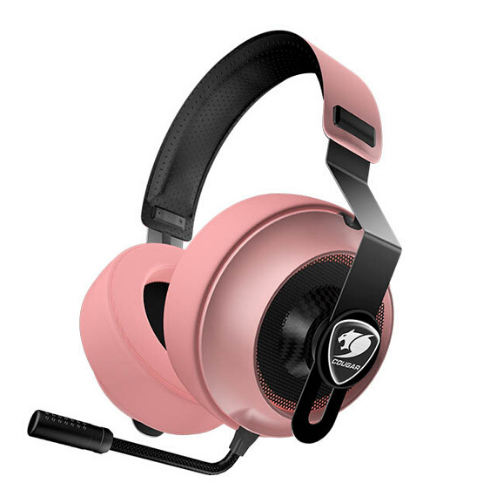 [INN0231] Headset Cougar Phontum Essential Pink