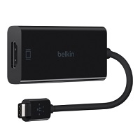[INT1924] Adaptador de vídeo externo USB-C a HDMI Adapter Belkin