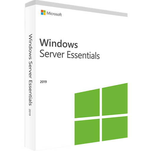 [INT3087] Microsoft Windows Server 2019 Essentials - Licencia - 1 servidor (1-2 CPU)