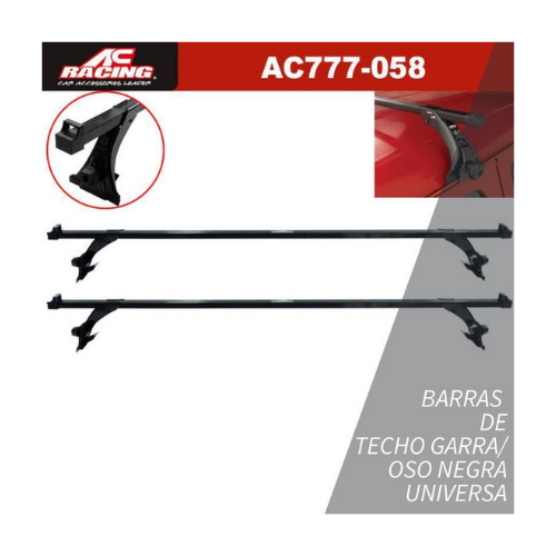 [INN0385] Barras para Techo con Garra AC Racing AC777-058