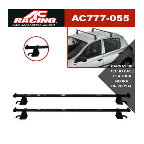 [INN0388] Barras para Techo AC Racing AC777-055