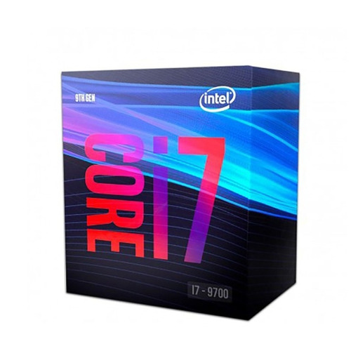 [INT3722] Intel Core i7 9700 - 3 GHz - 8 núcleos