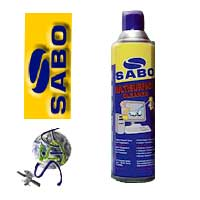 [INT3802] Sabo Multisurface Cleaner 590 ml - Espuma limpiadora