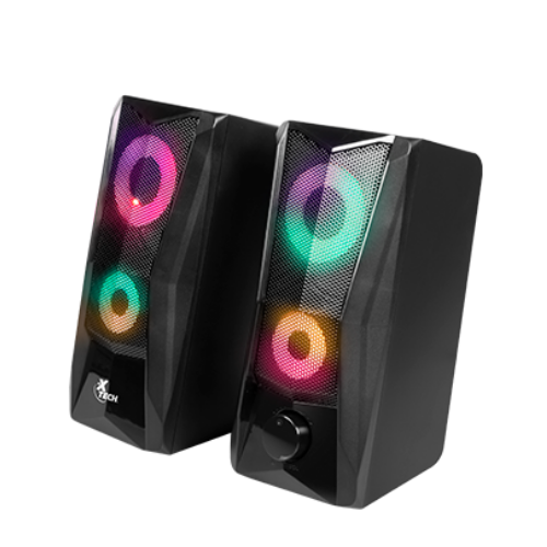 [INT4140] Xtech - Speakers - 2.0-channel