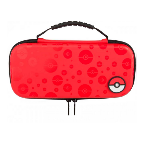 [INN0497] Bolso Nintendo Switch Pokeball Rojo