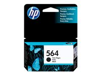 [INT4664] HP 564 - 6 ml - negro