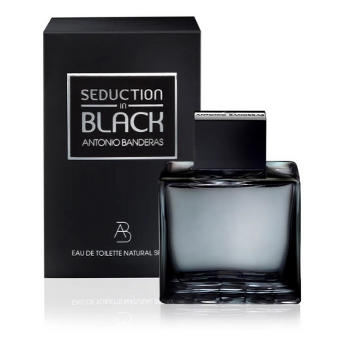 [INN01207] Perfume Antonio Banderas Seduction In Black 200 ml Hombre