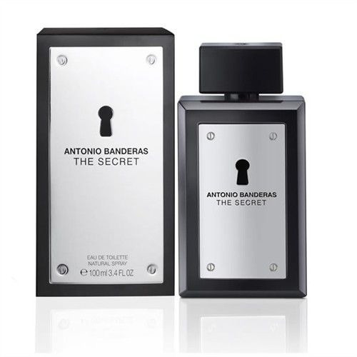 [INN01208] Perfume Antonio Banderas The Secret 100 ml Hombre