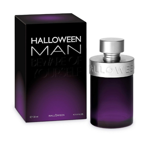 [INN0648] Colonia Halloween Man Jesus del Pozo 125 ML Hombre