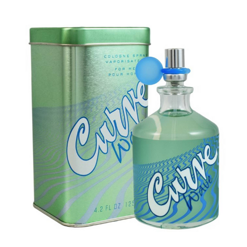 [INN0651] Colonia Curve Wave Liz Claiborne  125 ML Hombre