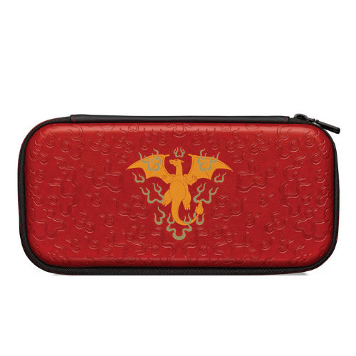 [INN01371] Bolso Nintendo Switch Pokemon Charizard Rojo