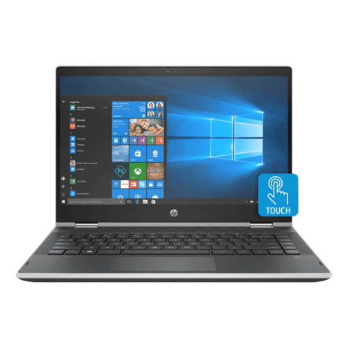 [INN075] Laptop HP PAVILION X360 14-CD1021LA AllinOne 14""