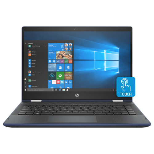 [INN078] Laptop HP Pavilion x360 14-cd0004la AllinOne 14""