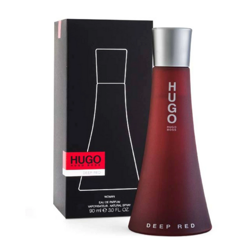[INN02710] Perfume Hugo Boss  Hugo Deep Red 90 ML Mujer